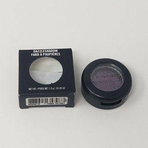 New Authentic MAC DazzleShadow Glitter Eye Shadow